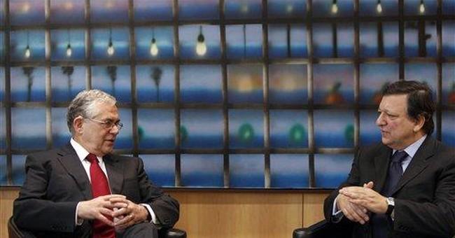 EU Commission sees eurobonds as way out of crisis