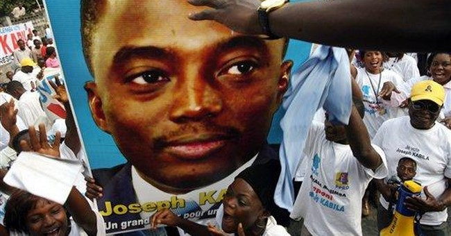 Fears of violence cast cloud on Congo election