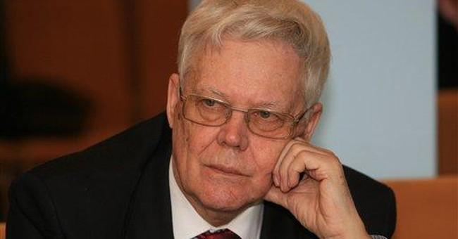 Soviet spy Vitaly Shlykov dies at 77