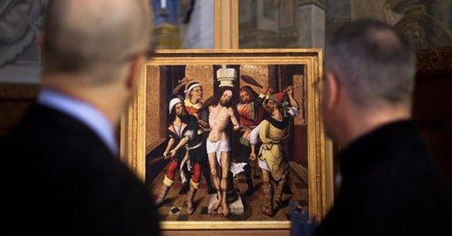 US returns stolen painting to Germany
