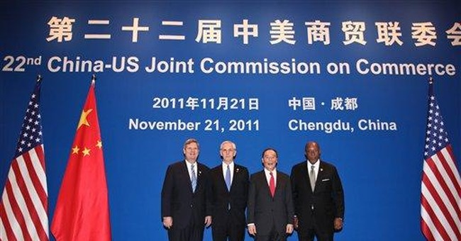 US envoy: China promises clean energy access