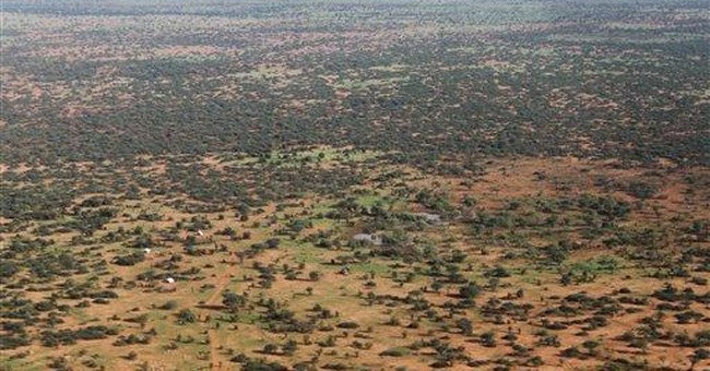 Many Somali famine victims afraid to return home