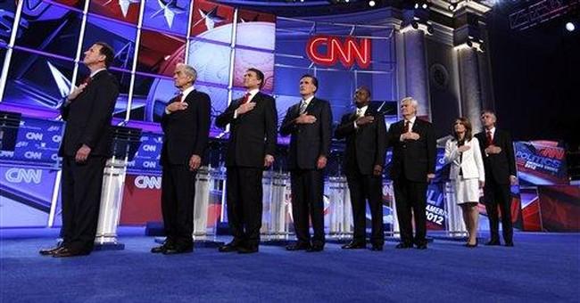 Romney, Huntsman spar over Afghanistan policy