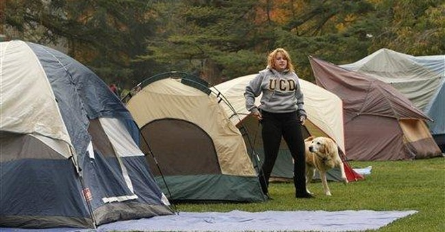 Students seek answers after UC Davis leader speaks