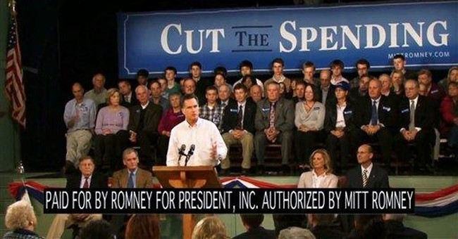 Adwatch: Romney takes Obama out of context again