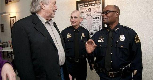 Police honor man who led them to Lee Harvey Oswald