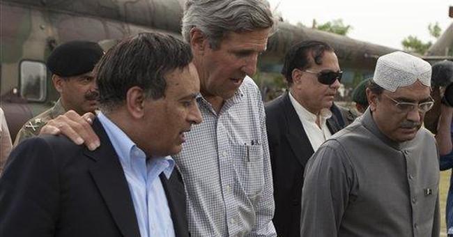 Pakistan's US envoy resigns over memo scandal