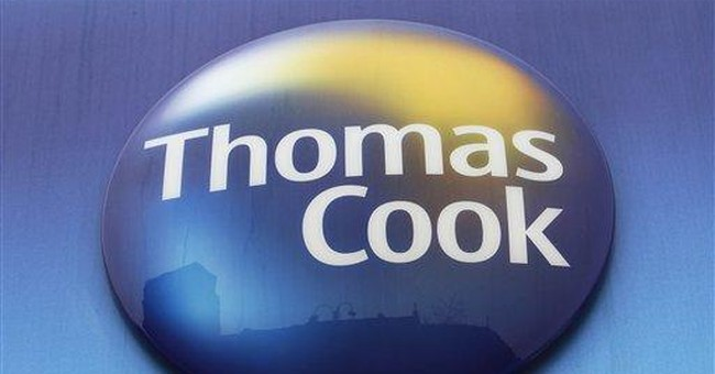 Tour operator Thomas Cook in financial trouble