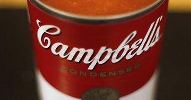 Campbell Soup 1st-quarter net income falls