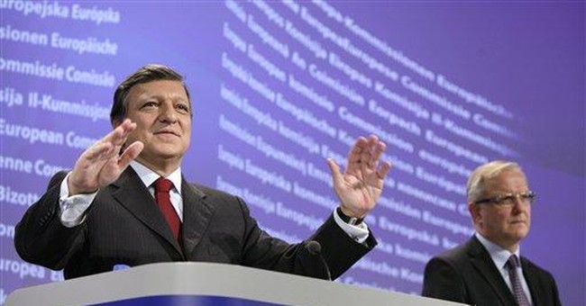 Germany, Commission clash over eurobonds