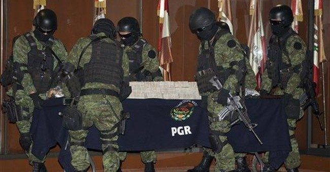 Mexico to probe report of drug campaign financing