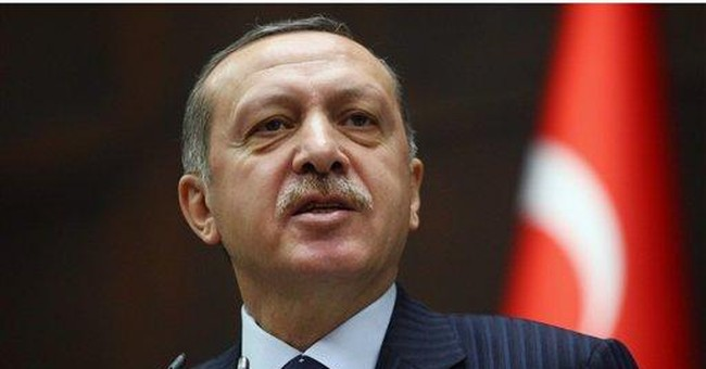 Turkish PM apologizes over 1930s killings of Kurds