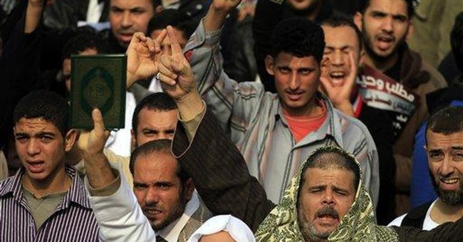 With dream in reach, Egypt's Brotherhood stumbles
