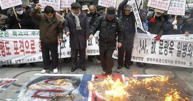 SKorea flaunts firepower year after NKorean attack