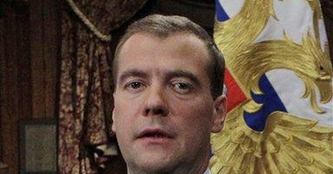 Medvedev: Russia may target US missile shield