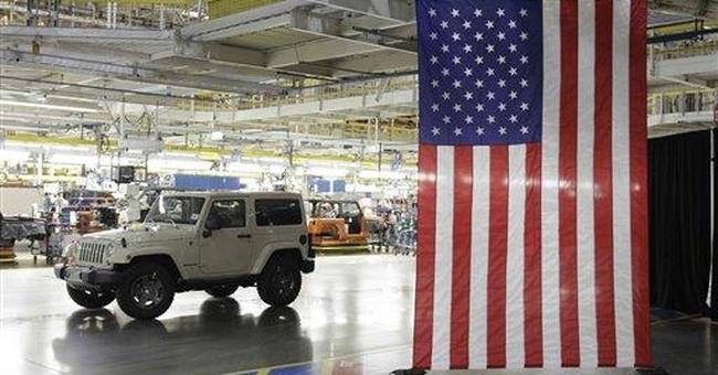 Rugged Jeep Wrangler popular again