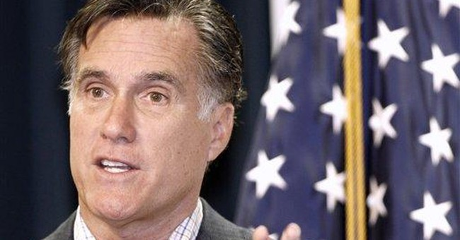 Romney wins endorsement from Thune