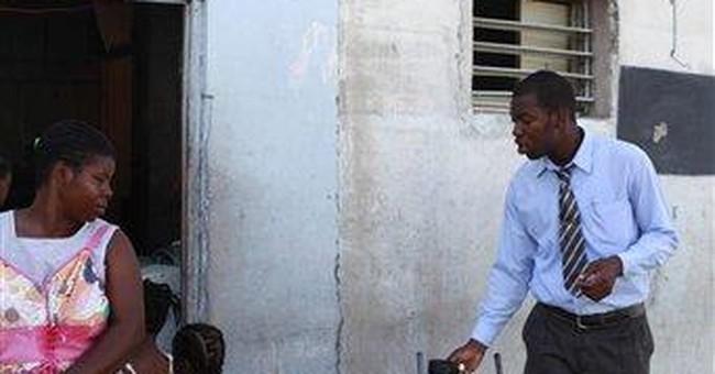 New Jamaica leader targets slum politics