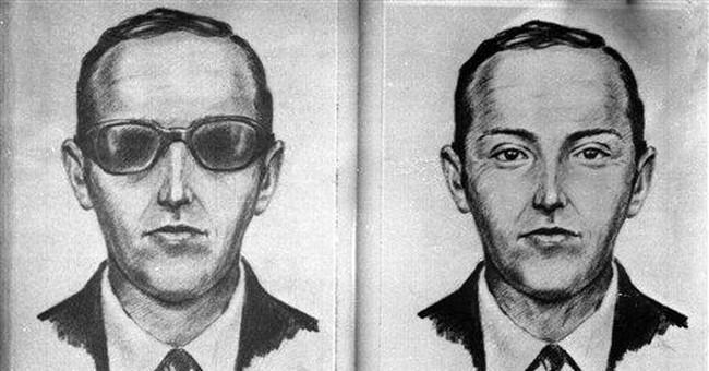 40 years later, skyjacker's identity a mystery