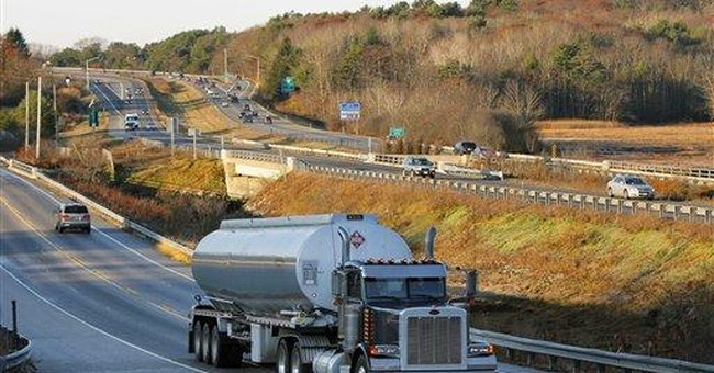 Safety questions fly as highway trucks get heavier
