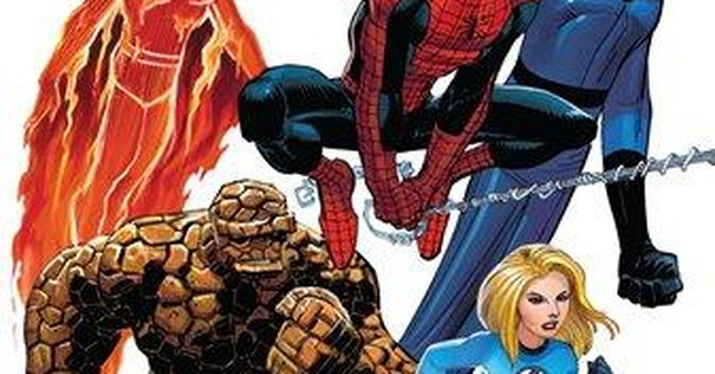 Flame On! Marvel reignites the Human Torch