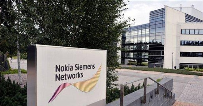 Nokia Siemens to lay off 17,000 worldwide