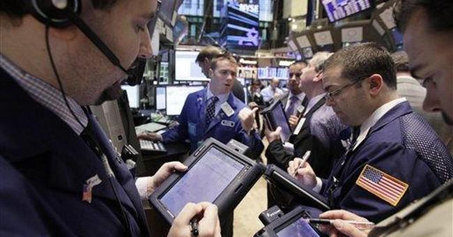Spreading Europe stress sends stock market lower