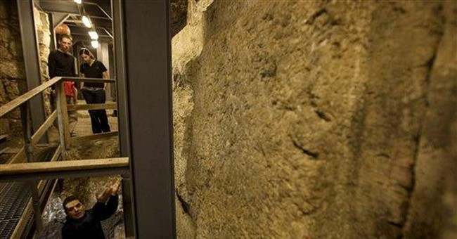 New find sheds light on ancient site in Jerusalem