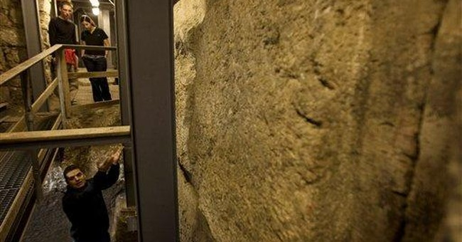 New find sheds light on ancient site in Jerusalem