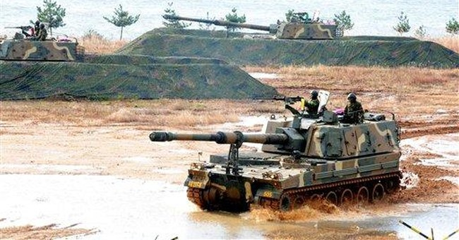 NKorea threatens SKorea's presidency over drills