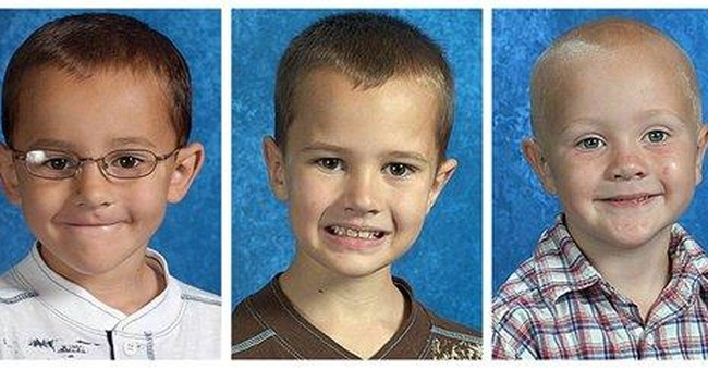 A year later, Michigan town mourns 3 missing boys