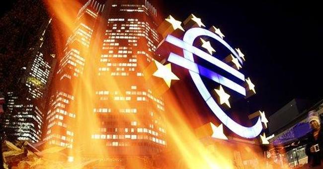 Europeans stick by euro despite crisis
