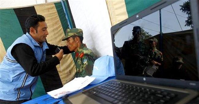 Majority of ex-rebels in Nepal seek to join army