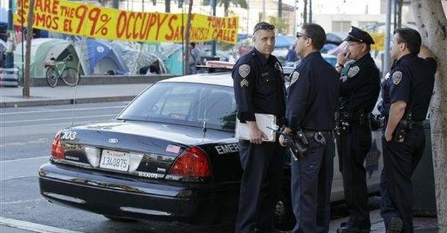 SF, LA negotiating to close Occupy encampments