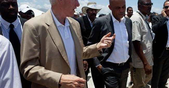 Absent Haiti quake panel slows reconstruction