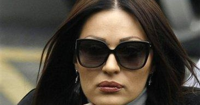 Serbian folk queen in court on new battery charges