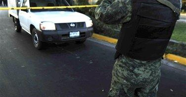 26 bodies dumped in mass slaying in Guadalajara