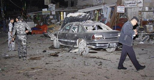 Triple bombings in south Iraq kill 19, injure 64