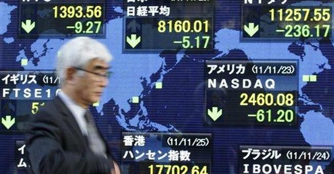 Stocks tank as Italy debt fears resurface