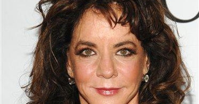 Stockard Channing shrugs off pain to hit the stage