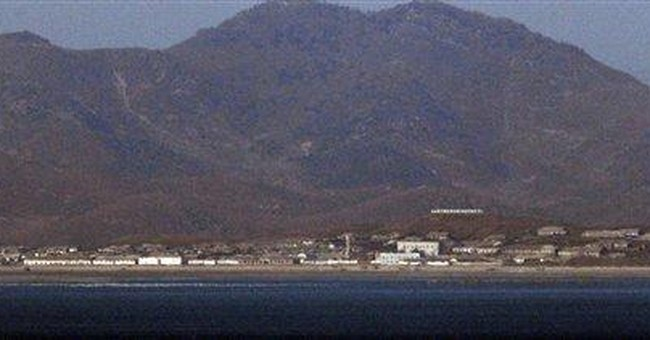 SKorean official travels to NKorea to monitor aid