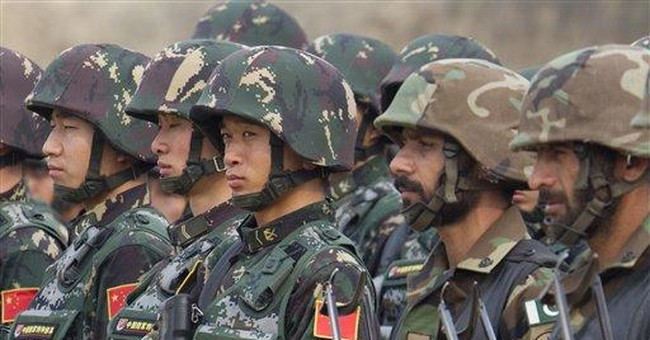 China, Pakistan boost anti-terror cooperation