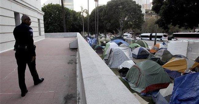 Occupy LA stands out for camp-city cooperation