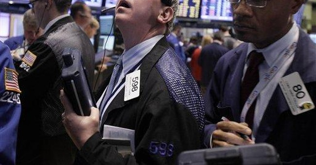 Stocks slip to end the roughest week since Sept.