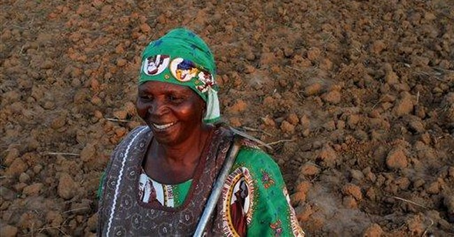 Climate change hits Africa's poorest farmers