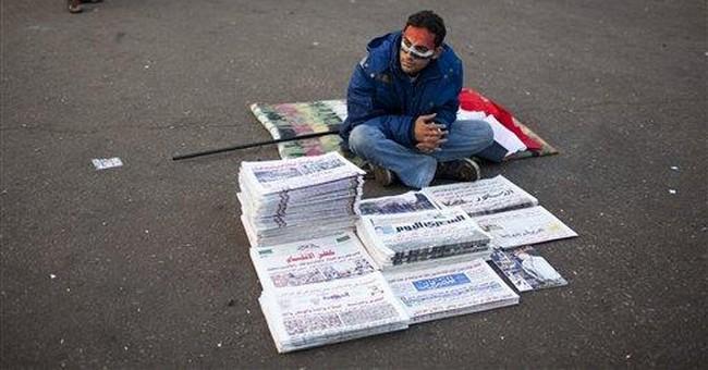 Egyptian protests, violence overshadow elections