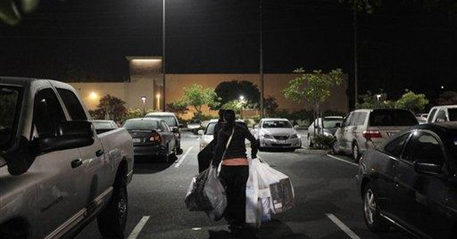 Black Friday sales up 7 pct; retailers look ahead