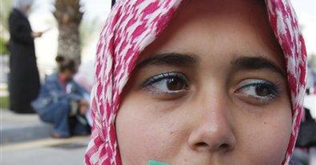 Libyan women rally to demand help for rape victims