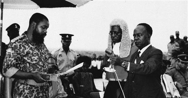 Nigeria: Breakaway Biafra leader Ojukwu dies at 78