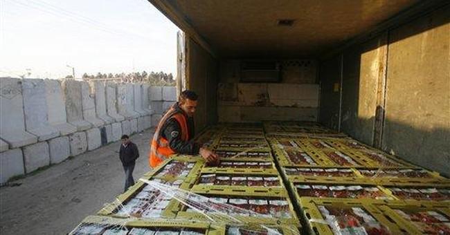 Palestinian PM: Israeli sanctions starting to bite